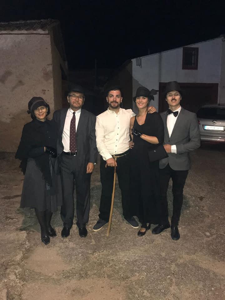 Desfile de disfraces