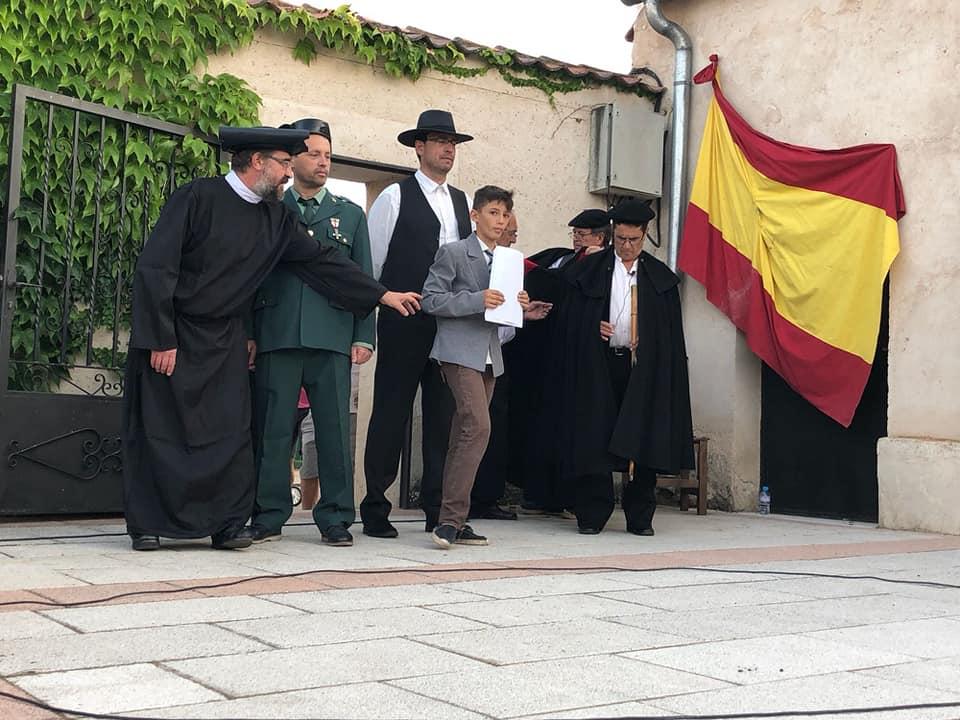 """Representación teatral de """"El caso de Otones"""""""